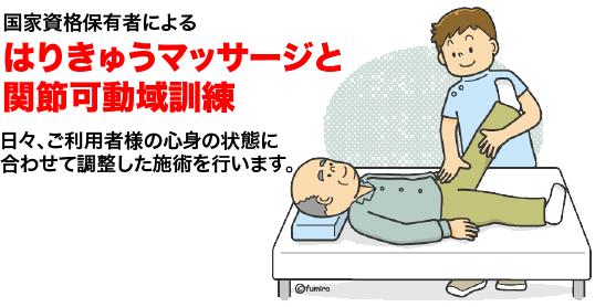 訪問マッサージ名古屋6