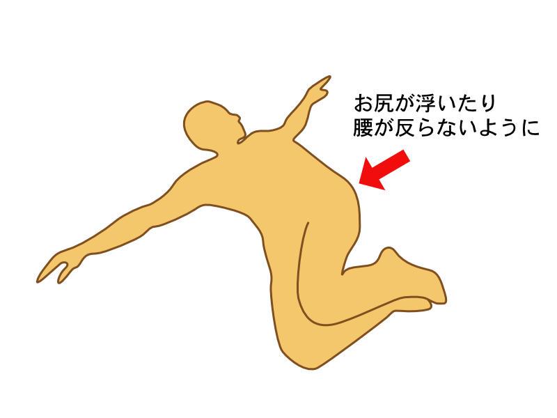 ひざ倒し運動