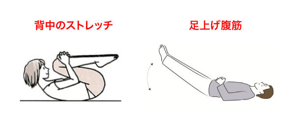 寝る時の腰痛予防対策1602