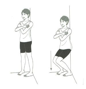 膝を安定させるトレーニング