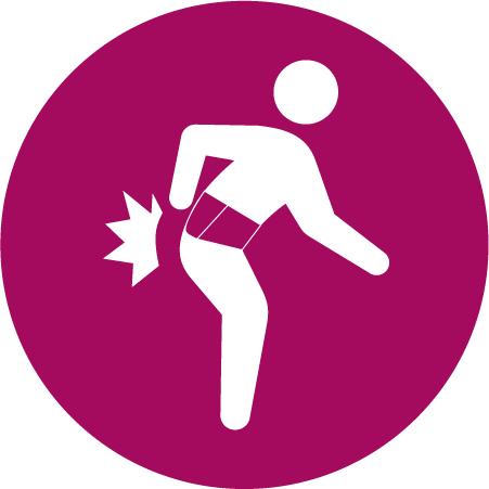 中腰・慢性腰痛の腰痛ベルト