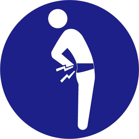 すべり症・脊柱管狭窄症の腰痛ベルト