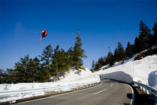 SPYDER free ski