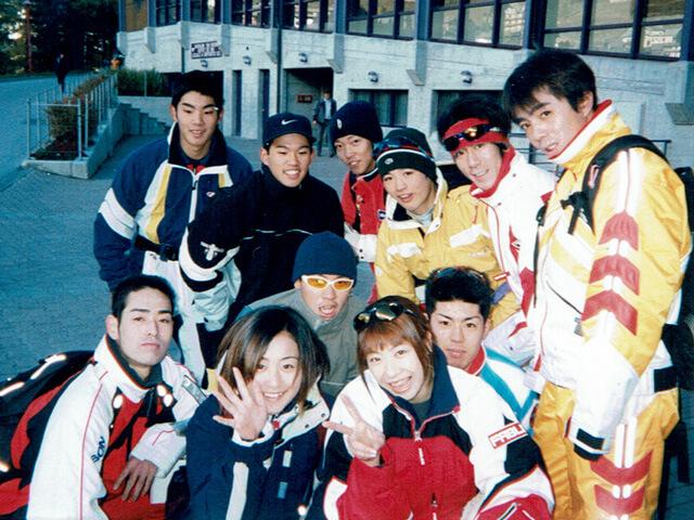 全日本モーグルチーム