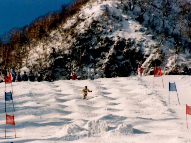 1999年モーグル